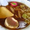 そばの三福 - 料理写真:醤油ラーメン600円