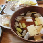 庄司鮮魚店 - 魚のあら汁