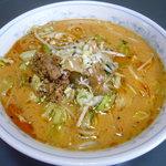 天祥 - 料理写真:パワフル担担麺