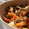 スハネフ14-1 - 料理写真:豚キムチーズ丼¥800(税込)