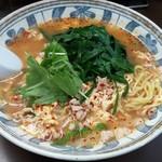 南ばん亭 - 南ばん麺 ニラ入り