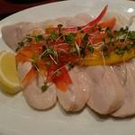 筋肉食堂 - 鶏の蒸しステーキ