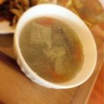 晴れ屋 - スープ