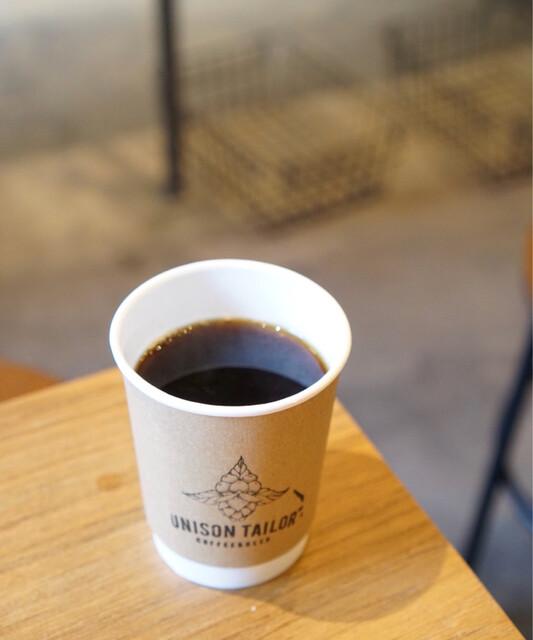 ユニゾン・テイラー・コーヒー・アンド・ビール - 果実の味をしっかり引き出された美味しいコーヒーケニアでした。