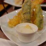 赤玉寿司 - 天婦羅