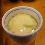 赤玉寿司 - 茶碗蒸し
