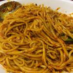 中国家庭料理 楊 - 汁無し坦々麺
