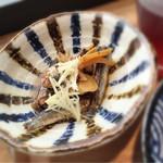 鹿屋アスリート食堂 - イワシの生姜煮