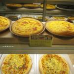 アルザス フランベ - チーズケーキフランベ