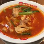 太陽のトマト麺 - 太陽のトマト麺 780円。