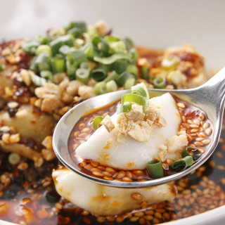 香辛料にこだわり、香辛料を活かした中華料理
