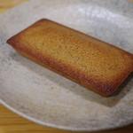 MILK - フィナンシェ黒豆きな粉