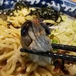 麺や 佐市 - 牡蠣リフト 20172.4