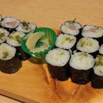65836148 - 細巻き寿司 3本セット