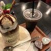 アブラツ コーヒー - 料理写真:ティラミスパンケーキパフェ