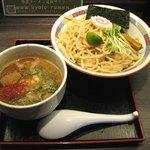 ラーメンにっこうact2 - つけ麺大(麺300g:900円)