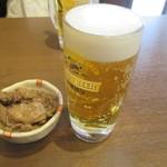 65840167 - 生ビール(中)