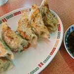 中華料理 満来軒 - 餃子♪