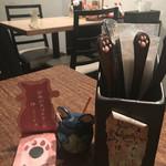 65841115 - 井之頭五郎さんと同じ席で食べました♡