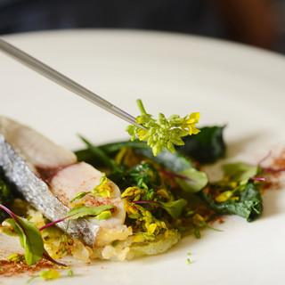 海の香り、四季を感じ恵を味わう産直の天然鮮魚
