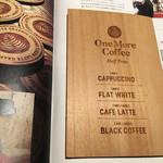 LATTE GRAPHIC - コーヒー2杯目半額サービス