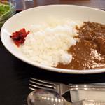 お食事・喫茶 ちぇれんこ - 料理写真:ガッキ(牛すじ)カレー