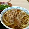 どんどん - 料理写真:肉うどん[¥450]