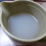 そば処 和 - そば湯