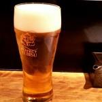 三代目 圭 - ビール