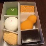 65846154 - 季節の和菓子(1,460円)