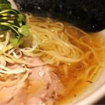 麺や マルショウ 北新地店 - 塩中華そば