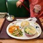 中国大明火鍋城 木の葉キッチン - お子様セット(570円)