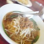 台湾料理 ばん - 料理写真:らーめんセット