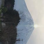 65855097 - 今朝5:20頃の富士山