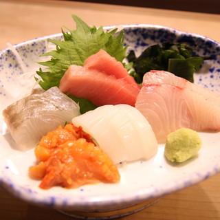 ★新鮮な魚介類★