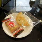 しずく shizuku 429 - おまけ菓子サービス