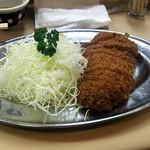 丸八とんかつ - 料理写真: