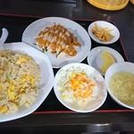 楓林閣 - 料理写真:棒々鶏ランチ