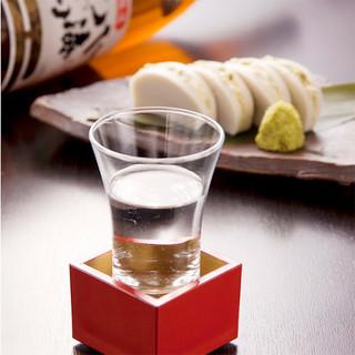 日本酒にこだわり、毎日50種類以上の日本酒飲み放題!!
