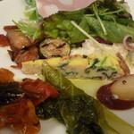 リルチェンテ - 前菜