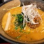ラーメン食堂 来楽軒 - 料理写真:担担麺