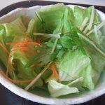 海鮮蔵 魚魚魚 - サラダ
