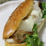 ブランジュリー パリの空の下 - 冬の野菜サンド