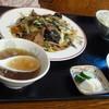 中華 壺仙 - 料理写真:レバニラ炒め定食