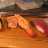魚がし寿司 - 料理写真:菖蒲寿司 1400円。