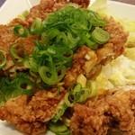 双喜亭 - 双喜亭 油淋鶏