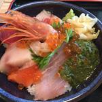 お魚いちば おかせい - 「女川丼」