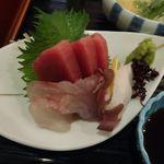 日本料理 きた山 - きた山 浜御膳のお刺身