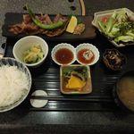 日本料理 きた山 - 和牛炙り焼御膳