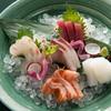 旬のご馳走ごはん 山水草木 - 料理写真:鮮魚のお造り盛り合わせ5種